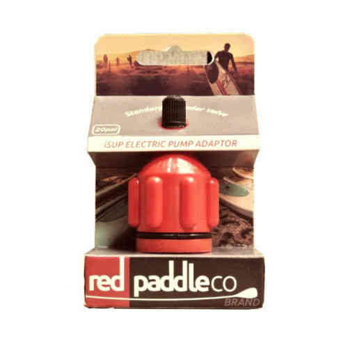 Red Paddle Electric Pump Adapter