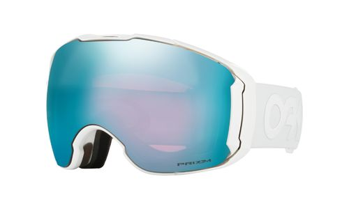 Oakley Airbrake XL Factory Pilot Whiteout