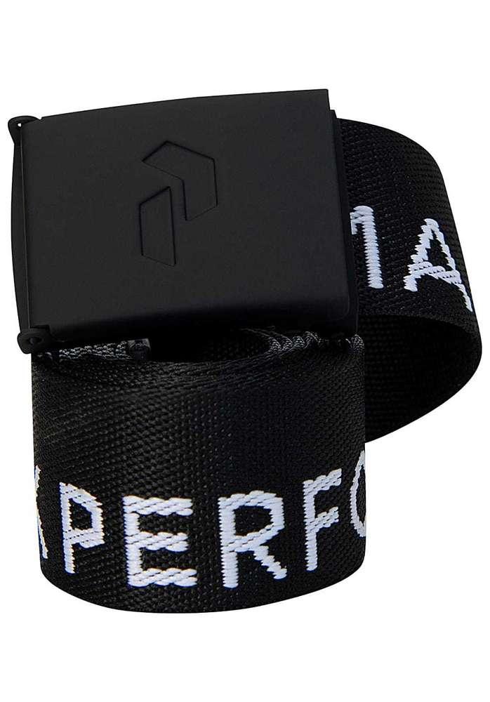 new style b21ac 248c8 Peak Performance Rider II Belt Black
