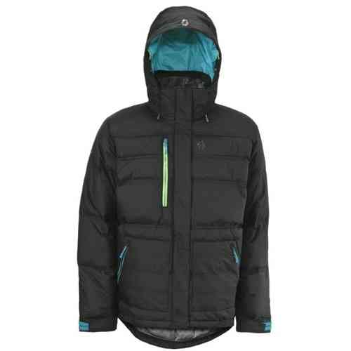Scott Brady Down Jacket Black