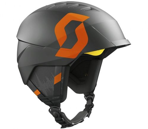 Scott Symbol Helm Earth Grey Matt