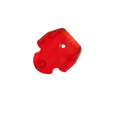 G3 Targa / Ascent Heel Plate Red