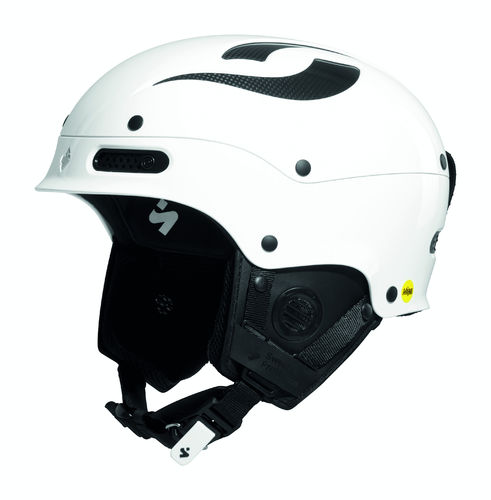 Sweet Protection Trooper II Helm MIPS Gloss White